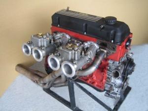 Opel CIH motor 2
