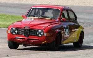 SAAB V4 Racing